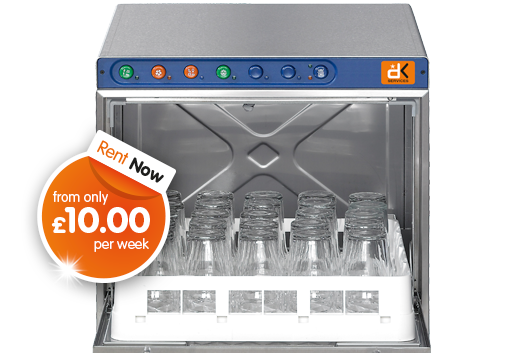 glasswasher rentals from only 10 per week - Bar Glass Washer